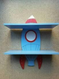 Shelf for children's room