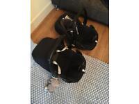 Maxi cosi Pearl car seat, Black.