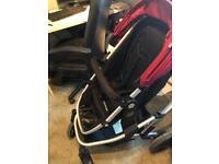 Xpedior Pram & car seat