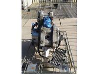Hyosung gv 125 engine