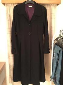 JoJo Maman Bebe Black Coat