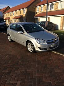 2009 Vauxhall Astra design 12 months MOT 1.6 petrol 5 door hatchback in excellent condition