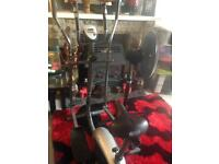 Dynamix Crosstrainer/Exercise Bike Comi in unused condition was unable to use Cos of disability
