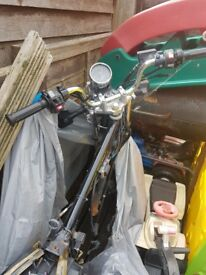 Yamaha SR125 strictly for spares and repairs