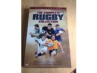 The Complete Rugby Collection Exclusive DVD & Book