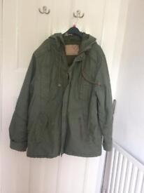 Animal winter jacket