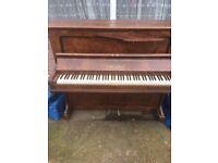 Piano Jarrett & Goudge QUICK SALE - £150