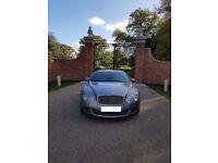 2008 Bentley Continental GT Mulliner Spec *LOW MILES £41,500