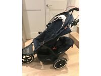 Phil and Teds Navigator 2.0 pushchair for sale £200