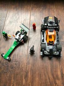 Lego Heros (76012) Batman: The Riddler Chase