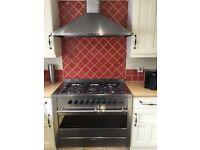 De Dietrich oven range / cooker