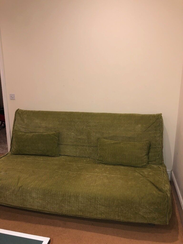 Ikea Metal Frame Futon Double Bed In Newcastle Tyne And Wear