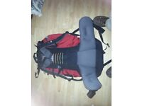 Lowe Alpine Apalachia 65+15 - 80ltr Rucksack in Perfect As New Condition