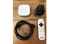 Now TV box - Used - mint condition