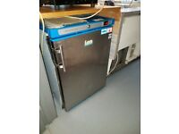 LEC Commercial Under-Counter Fridge CRS200ST - Stainless Steel