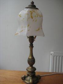 EDWARDIAN STAIR LAMP