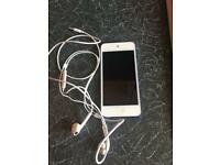 iPod touch. 16gb, 6 gen, blue