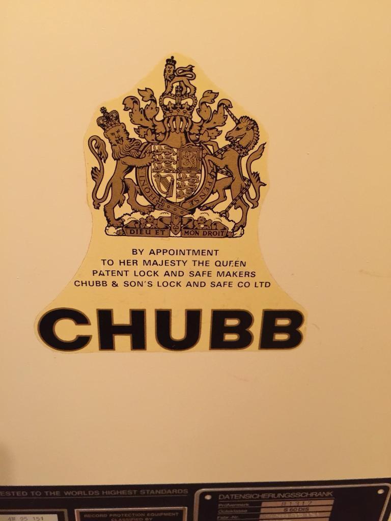 Chubb Fire Safe