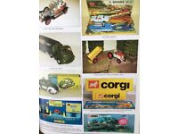 WANTED all vintage toys &a diecast ANYTHING CONSIDERED DINKY CORGI MATCHBOX HOTWHEELS BRITAINS ETC