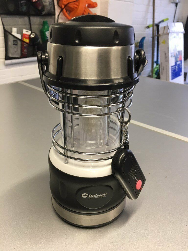 Outwell LED Remote Controlled Lantern