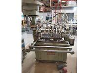 Busellato Velox multi point drilling machine