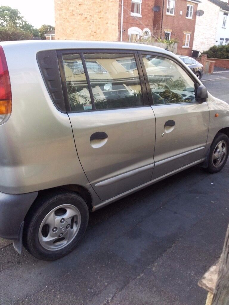 Hyundai Atoz for sale. Great runner