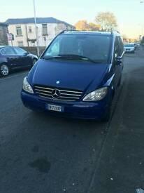 Mercedes Viano 2.2 CDI Diesel