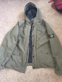 Stone island jacket XL