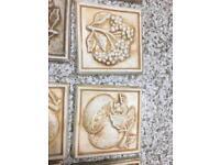Fruit tiles for sale