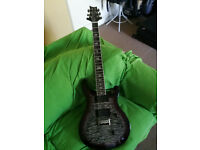 PRS Mark Holcomb SE 2017 guitar (Active blackouts)