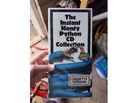 The instant monty python cd set