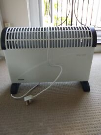 Electrical 2 KW Convector Heater - Wall Mounted Or Free Standing (white) for sale