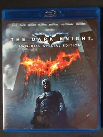 The Dark knight two-disc Special Edition - Blu Ray - DVD