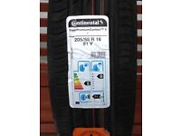 Continental Tyre - Conti Premium Contact 2