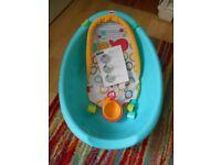 fisherprice baby tub