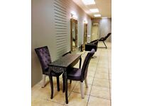Space/Chair available to Rent for Nail Technician