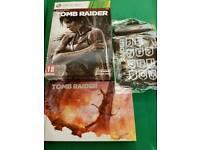 Tomb Raider Xbox 360 special edition