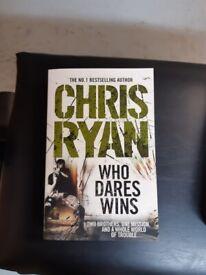 Chris Ryan book