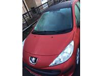 Peugeot 207 1.6 VTI 5dr panoramique glass roof
