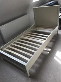 Feather and Black Olivia Children's Bed