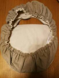 Baby seat cover by JJ Cole