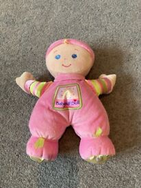 Fisher Price Baby's 1st Doll in excellent condition.