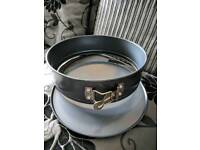 23cm cake tin with detachable base