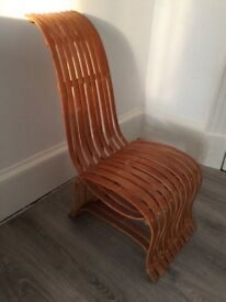 Bamboo chair/seat
