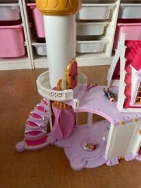 Playmobile castle