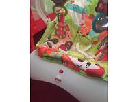 FISHER-PRICE Baby Bouncer Chair with Massager/Vibration