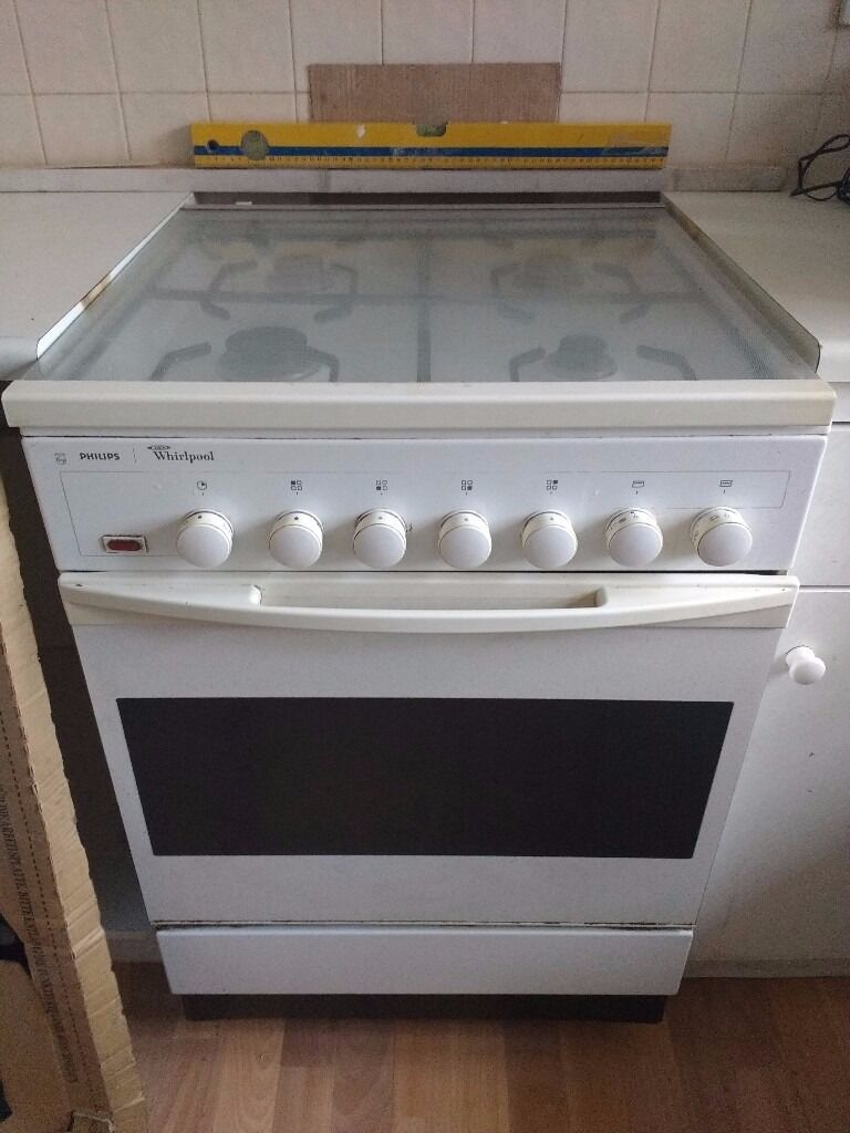 Kitchen Hob Whirlpool Norway ~ Freestanding dual fuel cooker gas hob with electric oven