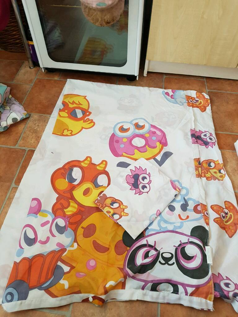 Moshi monsters single duvet setin March, CambridgeshireGumtree - Moshi monsters single duvet set great condition hardly used
