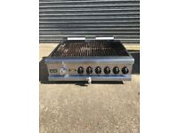 CHARGRILL - ELECTRIC - 6 BURNERS - LINCAT - VAT INCLUDED