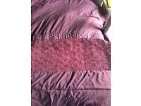 Purple tvrow